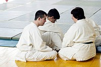 handicapped sport, judo