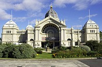 Royal Exhibition Building (1879), Melbourne, Victoria, Australia