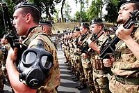 europe, italy, rome, italian army