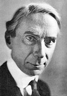 Bertrand Arthur William Russell, 3rd Earl Russell 1872-1970  British philosopher and mathematician  Nobel prize for literature 1950