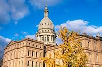 ´State Capitol of Michigan, Lansing´