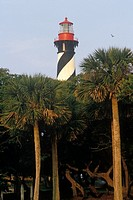 ´Historic St  Augustine Lighthouse in St  Augustine, FL´