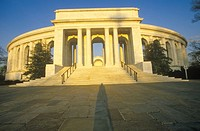 ´Arlington Memorial Theater at Sunset, Washington, D C ´