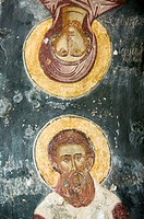 Icons, Monastery of St  John the Theologian, Hora, Patmos, Greece