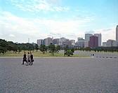 Japan, Tokyo, Kyoko-Gaien