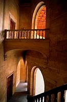 Stairs, Doors and Arches in Granada, Spain