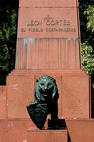 Costa Rica, San Jos&#218;, L&#218;on Cortes Memorial