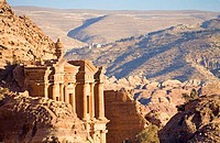 Jordan, Petra, the Deir (thumbnail)