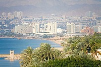 Jordan, Aqaba and Red Sea