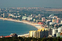 Bulgaria, Sunny Beach, shores of the Black Sea