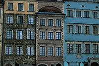 Poland, Warsaw, old city