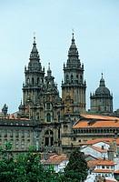 Cathedral santiago de campostela