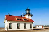 Point Cabrillo Lighthouse on the Mendocino Coast