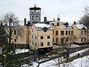 Villa Ludvigsberg, Stockholm, Sweden.