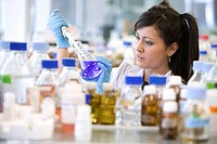 Transferring substances. Biopharmaceutical lab, development of new therapeutic molecules based on human antibodies for the treatment of infectious and...