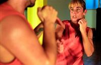 milan, fitboxing exercises