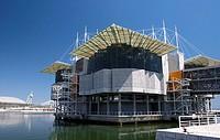 Oceanário, Expo site