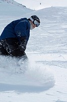 Snowboarding, winter sport