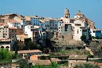 Tivissa. Ribera d´Ebre, Tarragona province. Catalonia, Spain