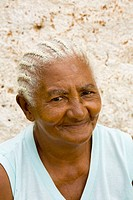 Woman, Trinidad. Sancti Sp&#237;ritus province, Cuba