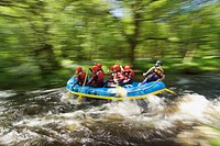 white, water, whitewater, rafting, River Treweryn, river, Treweryn, Bala, North Wales, north, Wales, UK, United Kingdo