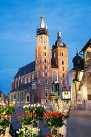Poland, Cracow, Cathedral, Unesco World Heritage site