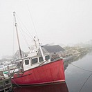 Fishing Boat, Peggy's Cove, Nova Scotia