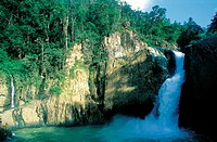 Domenican Republic, El Salto de Bayagate waterfall