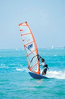 Domenican Republic, Cabarate, windsurf