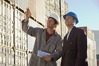 Foreman meeting with businessman (thumbnail)
