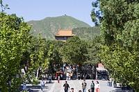 Dingling Tomb, Shisanling, Beijing, China