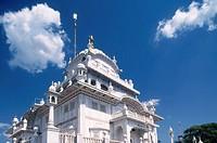 Gurudwara of Sachkhand sahib , nanded , maharashtra , india