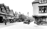 Farnham, The Borough 1924