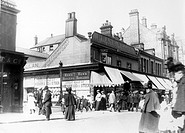 South Shields, King Street c1898