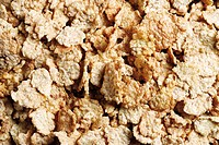 Cornflakes, close-up