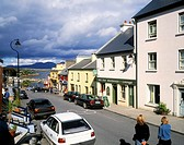 Roundstone Village, Connemara, Co Galway, Ireland