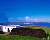 Lighthouse, Ballyglass Lighthouse, Erris Head Co Mayo,