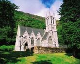 Co Galway, Kylemore Chapel,