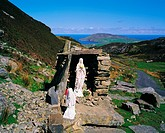 Inishowen Peninsula, Mamure Gap, Co Donegal, Ireland