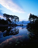 Co Kerry, Killarney, Lough Leane