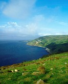 Co Antrim, The Coast at Torr Head,