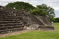Zempoala. Veracruz, Mexico