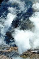 Solfatara Volcano Italy, Europe