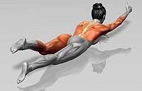Arm-leg extensions Part 1 of 2
