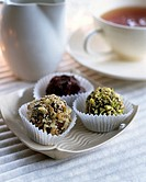 Trio Chocolate Truffles