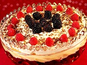 Traditional Christmas Trifle