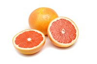 Red, ruby grapefruit