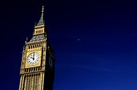 Big Ben, Houses of Parliment, London, England