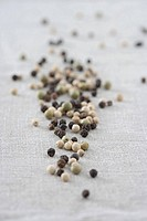 Variety of peppercorns