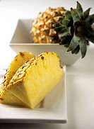 Pineapple Ananas comosus (thumbnail)